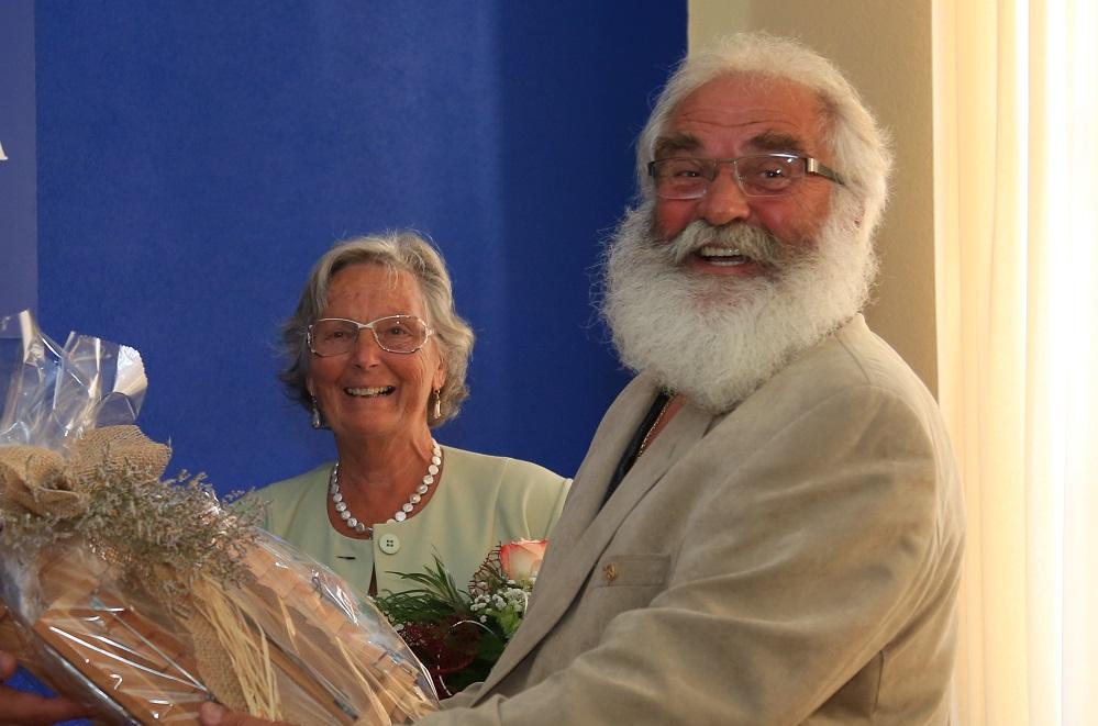 Arno Dudzik nije se obrijao od davne 1968. godine (Foto: Rudinapress/H. Pavić)