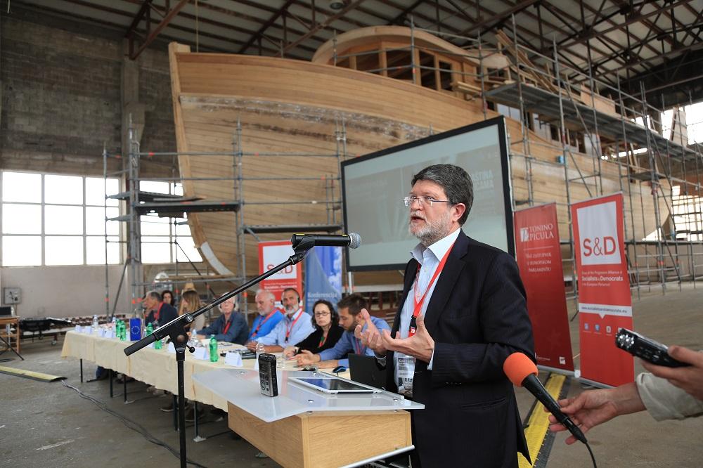 Tonino Picula za govornicom (Foto: Rudinapress/H. Pavić)