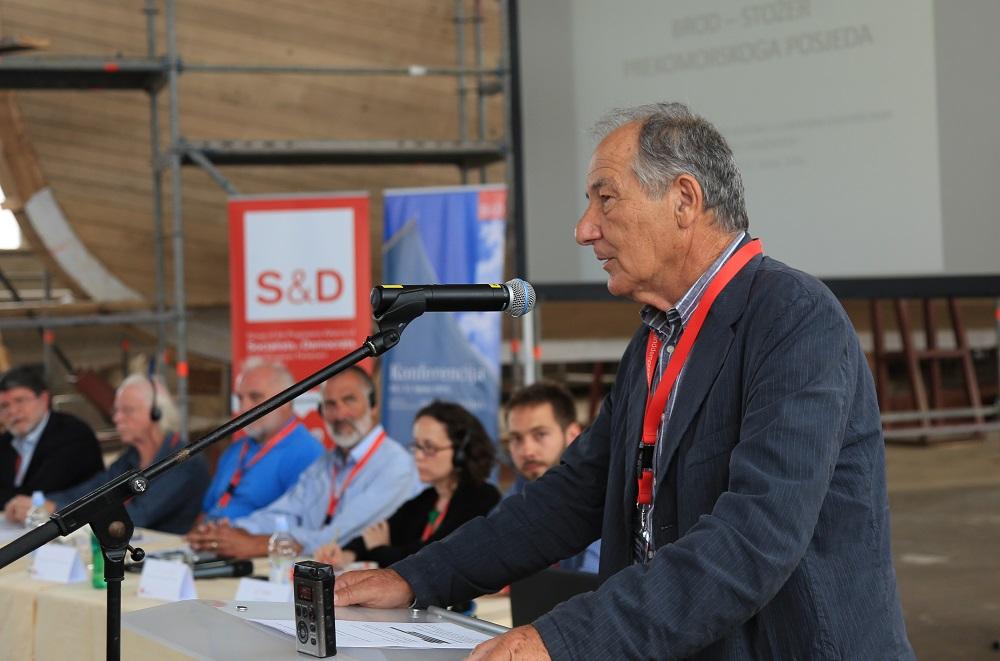 Prof. Vladimir Skračić (Foto: Rudinapress/H. Pavić)
