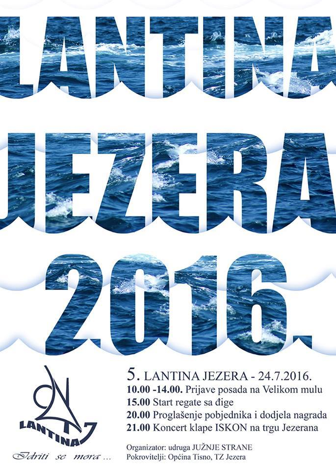 Službeni plakat Lantina 2016.