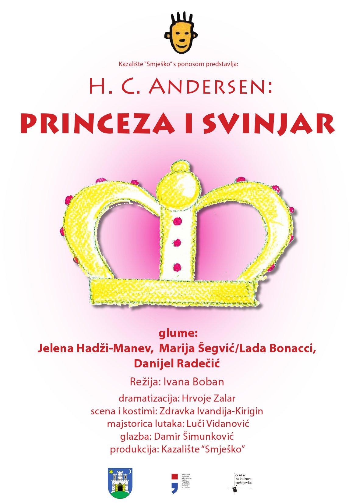 princeza-svinjar-plakat