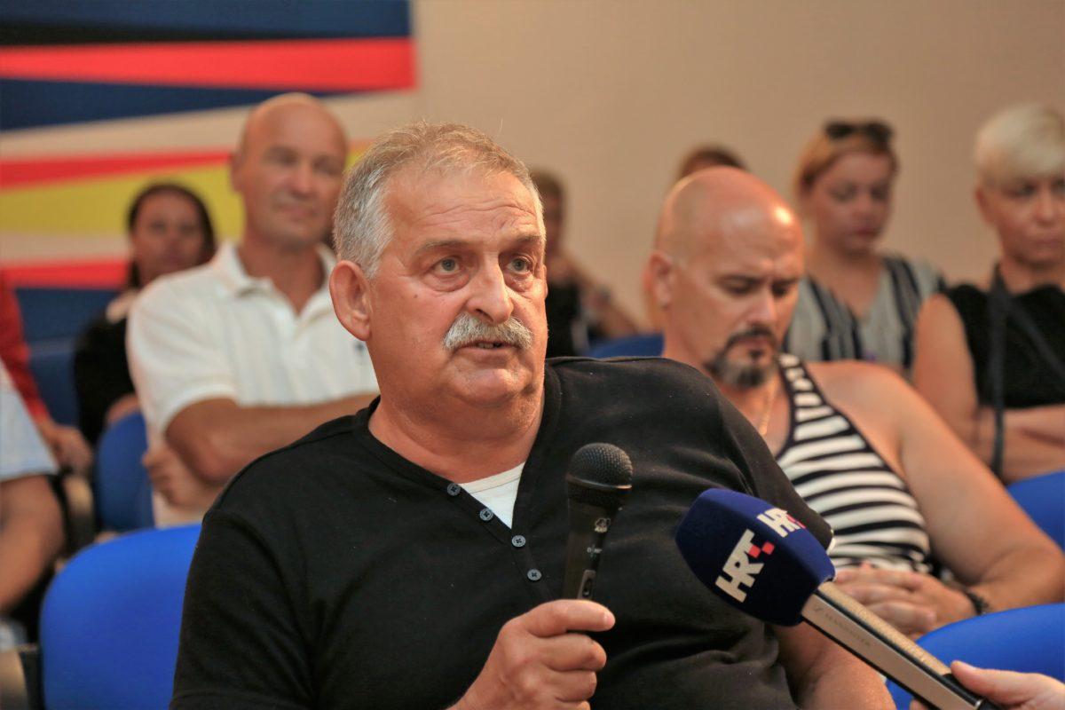 Joško Klarić (Foto: Tris)