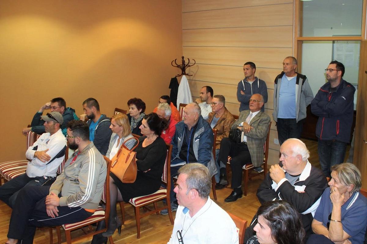Tišnjani nisu baš zainteresirani za budući izgled rudine - svega 20-ak ljudi na prezentaciji (Foto: Rurinapress/S. Henjak)