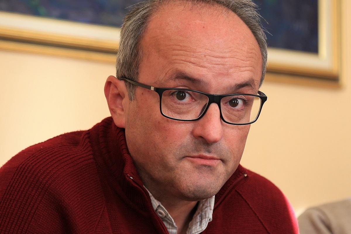 Mr. sc. Jadran Kale (Foto: Rudinapress/H. Pavić)