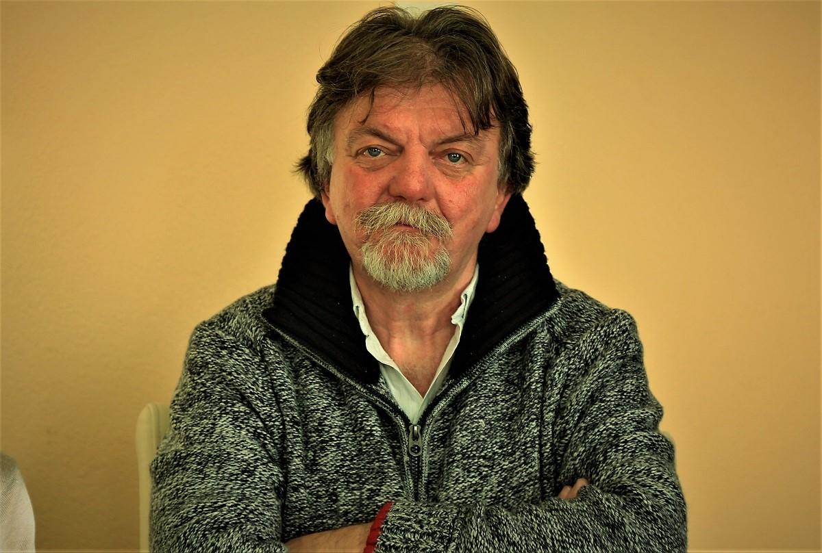 Arheolog i ravnatelj Muzeja grada Šibenika Željko Krnčević (Foto: Rudinapress/H. Pavić)