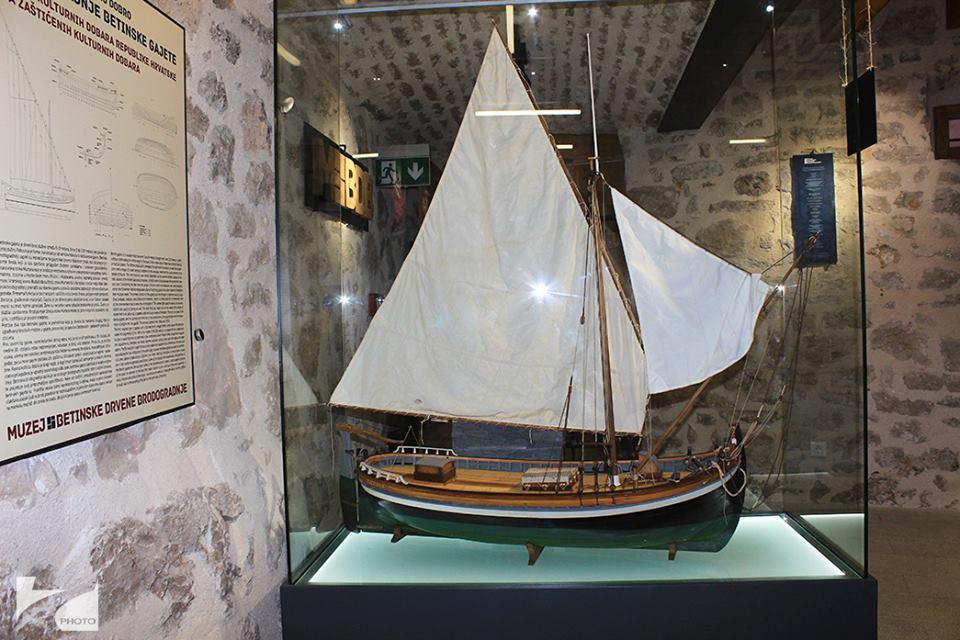 Muzej betinske drvene brodogradnje (Foto: Neven Jović)